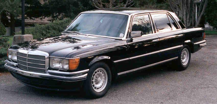 Mercedes SEL